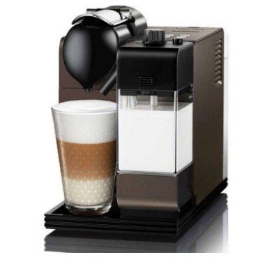 Nespresso DeLonghi Lattissima+ EN 520 Kapselmaschine für 169€ (statt 230€) + 16 Kapseln gratis