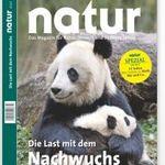 4 Ausgaben der Natur für 16,92€ inkl. 15€ Gutschein oder Verrechnungsscheck