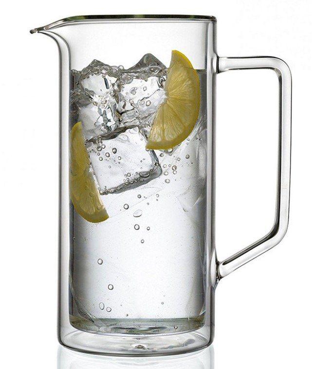 Schott Zwiesel Krug (1 L, doppelwandigem Glas) für 15,90€ statt 34€