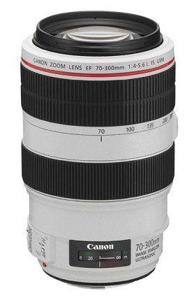 Vorbei! CANON EF 70 300mm f/4 5.6L IS USM 70 für 253,99€ inkl. Versand (idealo 1250€)