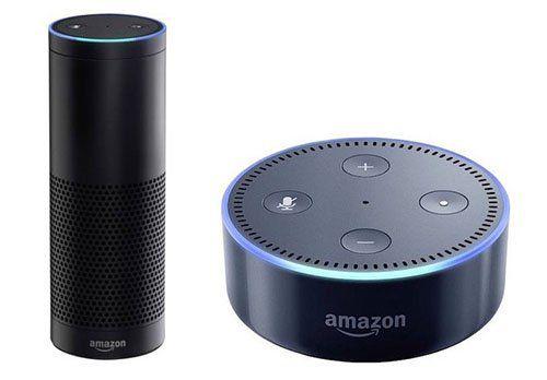 Amazon Echo Dot für 42,49€ oder Amazon Echo für 119,99€ dank Conrad Gutschein