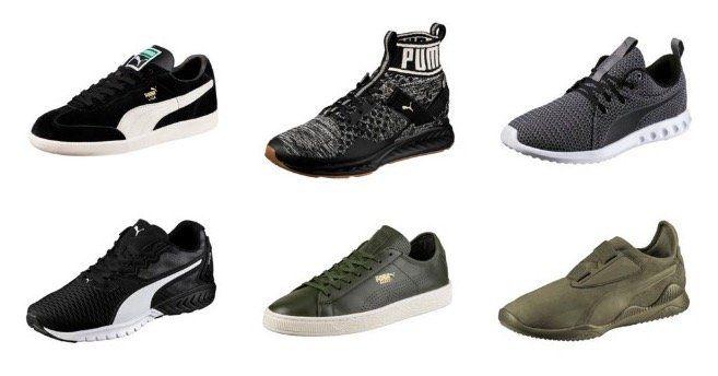 Puma Sale mit bis zu 50% Rabatt + weitere 20% Extra Rabatt   z.B. Puma Active Training Jogginghose ab 39,20€ (statt 62€)