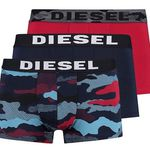 3er Pack Diesel Boxershorts für je 19,90€ (statt 33€)