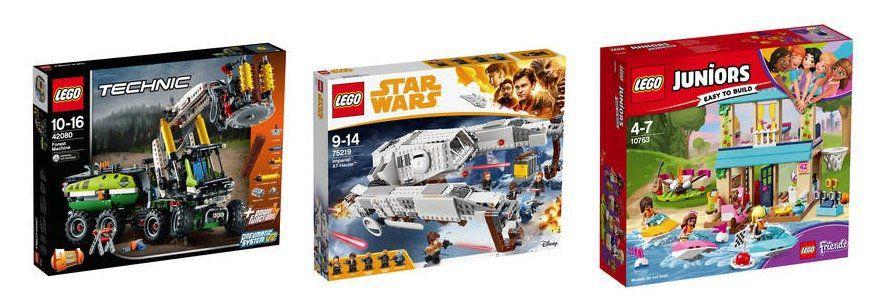 13% Rabatt auf Lego bei Galeria Kaufhof   z.B. Lego Star Wars (75221) Imperiale Landefähre für 59,15€ (statt 79€)