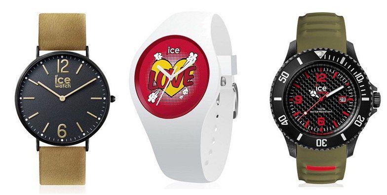 Ice Watch Uhren Sale bei vente privee   z.B. Ice Watch Ice Love 2018 für 24,99€ (statt 59€)