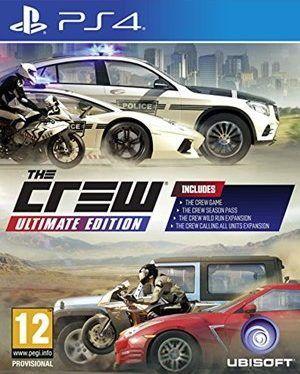 The Crew Ultimate Edition (PS4) für 17,26€ (statt 30€)