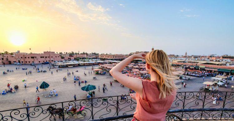 3 5 ÜN im 3,5* Hotel in Marrakesch inkl. Frühstück, WLAN und Flüge ab 209€