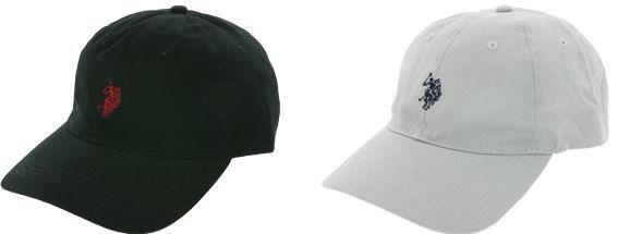 U.S. POLO ASSN. Caps in 4 Farben für je nur 7,99€ (statt 23€)