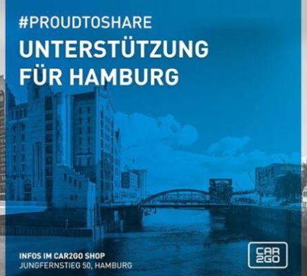 Car2Go Anmeldung kostenlos inkl. 300 Freiminuten   für alle geschädigten Autobesitzer in Hamburg