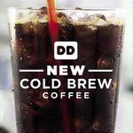 Gratis Cold Brew-Kaffee bei Dunkin Donuts (App erforderlich)