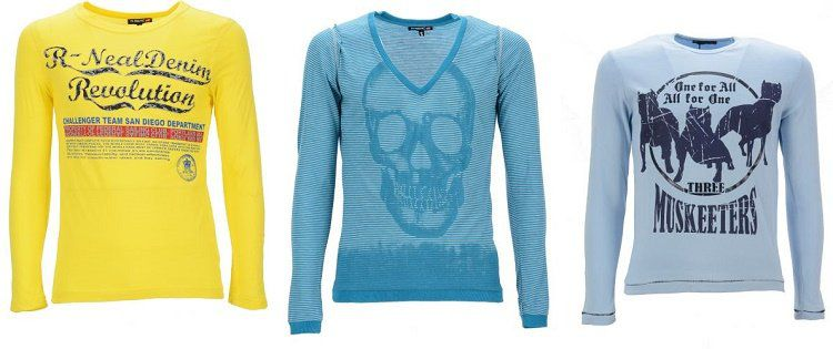 2 für 1 bei Alles 10 Euro   günstige Mode z.B. Shirts für 14,95€