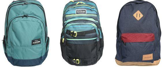 Dakine Taschen und Rucksäcke ab 19,99€   z.B. Dakine Point Wet/Dry 29L Multifunktions Rucksack nur 24,99€ (statt 50€)