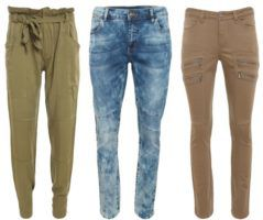 Wrangler, Lee, Aniston, ashley Brooke etc. im Damen Jeans Sale ab 4,99€