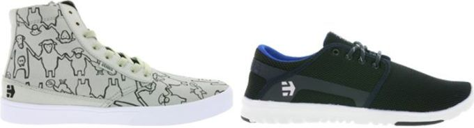 Etnies Herren Sneaker Sale ab 29,99€   z.B. etnies Scout in Grau statt 44€ für 29,99€