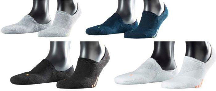 Falke Cool Kick IN   Damen und Herren Sneaker Socken im 3er Pack für 22,46€