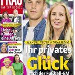 Frau im Spiegel – 13 Ausgaben für 27,30€ + 24€ Verrechnungsscheck