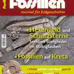 """1 Ausgabe """"Fossilien"""" gratis testen – Kündigung notwendig"""
