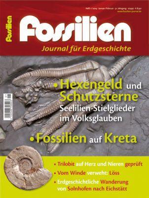 1 Ausgabe Fossilien gratis testen – Kündigung notwendig