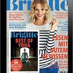 Jahresabo Brigitte als e-Paper für 55,12€ + 55,12€ Verrechnungsscheck