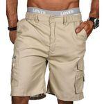 Golden Brands Selection Herren Shorts div. Farben bis 3XL für je 13,90€ (statt 23€)