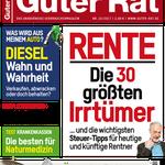 Guter Rat Abo: 8 Ausgaben für 18,20€ + 15€ Gutschein