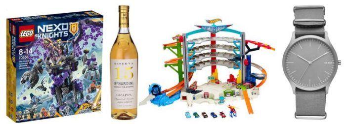 Galeria Kaufhof Sonntagsangebote   z.B. 18% auf LEGO Duplo, 20% auf Radsport  Küchenartikel, Grappa % Obstbrände uvam...