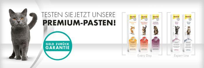 GimCat Premium Pasten gratis
