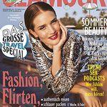 Abgelaufen! 12 Ausgaben Glamour für 24,60€ inkl. 25€ Amazon Gutschein