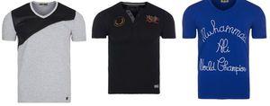 Tazzio Motiv oder Logo Herren T Shirts für je nur 4,99€ (statt 15€)