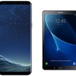 Vodafone 4GB Tarif für 36,65€ mtl. + Samsung Galaxy S8+ & Galaxy Tab A 10.1 für 49€