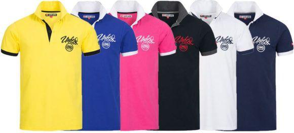 ECKO Unltd. Herren Polo Shirts bis XL für je 15,99€