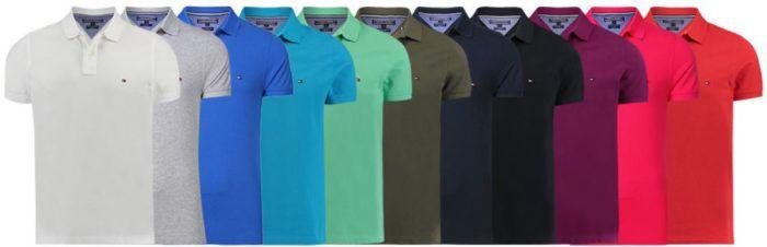 Tommy Hilfiger im engelhorn 20% Sale z.B. Herren Poloshirts Slim Fit Kurzarm für 39,99€ (statt 54€)