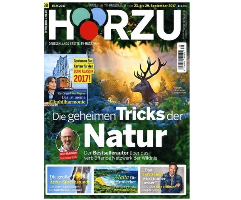 Knaller! Jahresabo HÖRZU mit 52 Ausgaben für 114,40€ + 114,40€ Gutschrift nach 8 Wochen