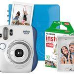 Fujifilm Instax Mini 25 Sofortbild-Kamera inkl. Magic Set für nur 84€