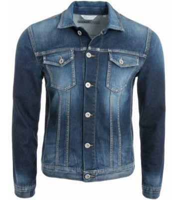 JACK & JONES O Alain   Herren Jeans Jacke für 34,99€ (statt 55€)