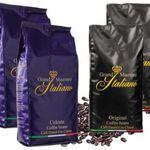 Grand Maestro Italiano – Promopack mit 4kg Kaffeebohnen für 39,99€ + gratis Kaffe Clip