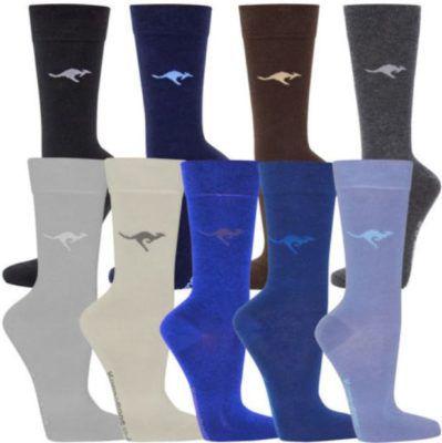 KangaROOS Herren Freizeit Socken im 10er Pack für 9,99€
