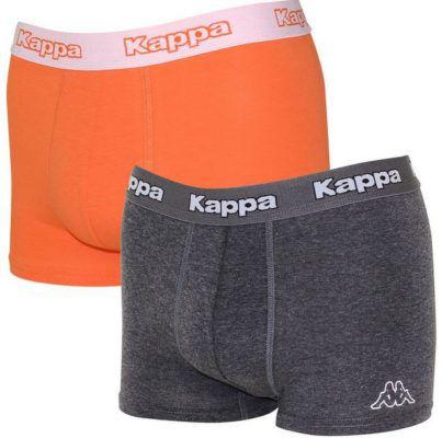 Kappa 2BX10   Doppelpack Herren Boxershorts für 7,99€