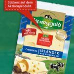 Kerrygold Irländer Käse gratis testen dank Geld zurück Garantie
