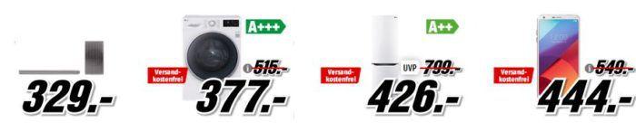 LG Tiefpreisspätschicht   günstige Waschmaschinen, Smartphones, Fernseher .....