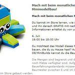 Gratis Lego Mini Bauaktion Juli – nur am 06.07 in teilnehmenden Lego Stores
