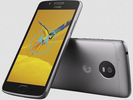 Motorola Moto G5   5 Zoll Full HD Smartphone mit Android 7 ab 99€ (statt 117€)