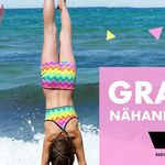 Nähanleitung und Schnittmuster für Sommer-Set gratis