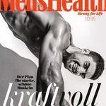 Jahresabo Men's Health für 62,40€ + 43,40€ Verrechnungsscheck