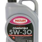 MEGUIN Megol – 5L Motorenöl SAE 5W-30 für 19,99€