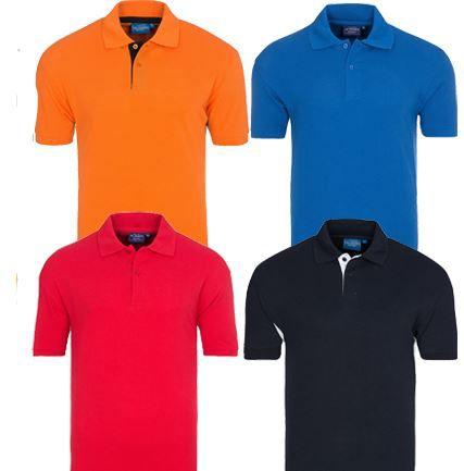 No Problem Sportswear   Garros Herren Polosshirts für je 4,99€
