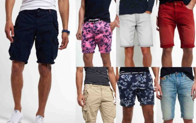 Superdry Herren Shorts   viele Modelle für je nur 27,95€