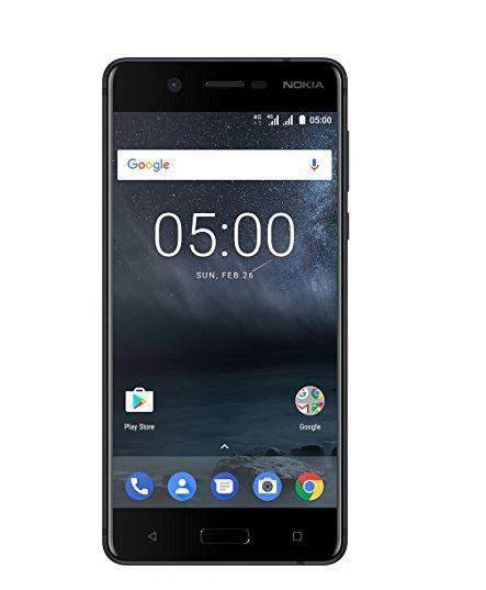 NOKIA 5 dualSIM Smartphone + Blau Allnet + SMS Flat + 4GB LTE (21,6 Mbit/s) + EU roaming für nur 19,99€ mtl.