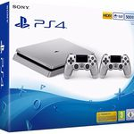 PlayStation 4 Slim 500GB +2.ter Controller für 277€ (statt 299€)