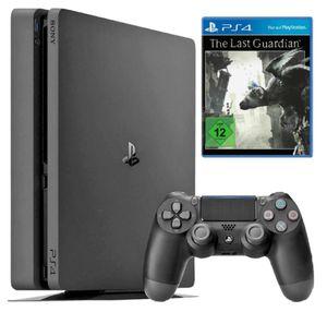 Playstation 4 Slim 1TB + The Last Guardian + PES 2016 DOE + Prey für 224,10€